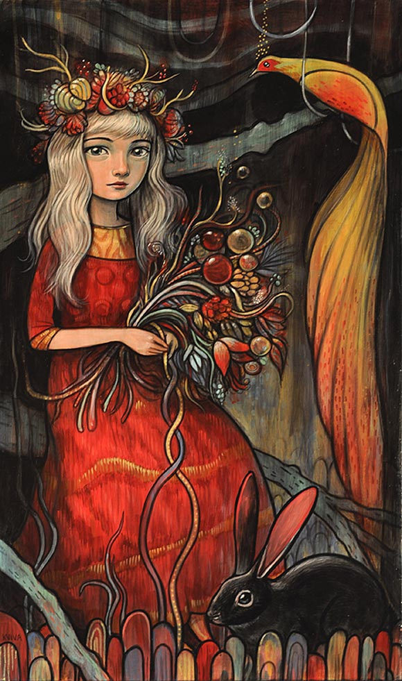 Kelly Vivanco - Grace Dollhouses, Springs To Mind