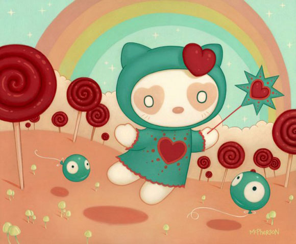 Tara Mcpherson - Magic Love Hello Kitty, Three Apples