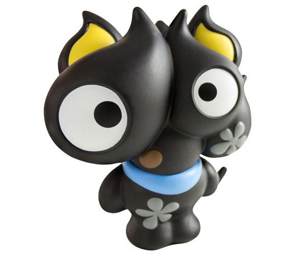 Junko Mizuno - Junkocat Chococat, Kidrobot x Sanrio, black kawaii cat, gatto nero