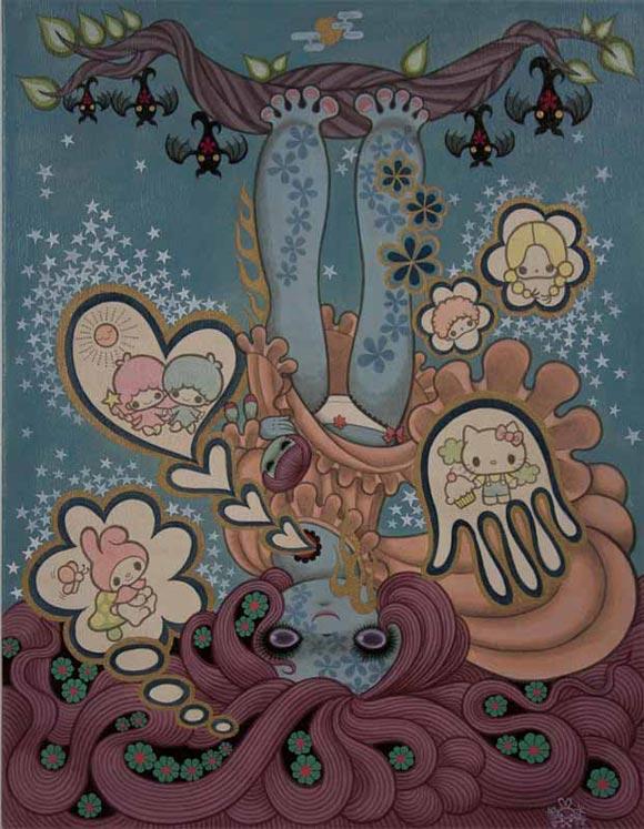 Junko Mizuno- Sanrio Dream, Sanrio Small Gift