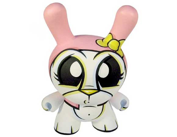 Joe Ledbetter - My Melody Bunny Dunny Custom, kawaii bunny coniglio