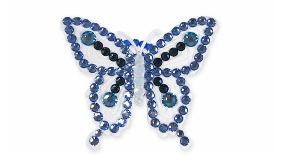Tarina Tarantino - Electric Butterfly Ring, anello con farfalla