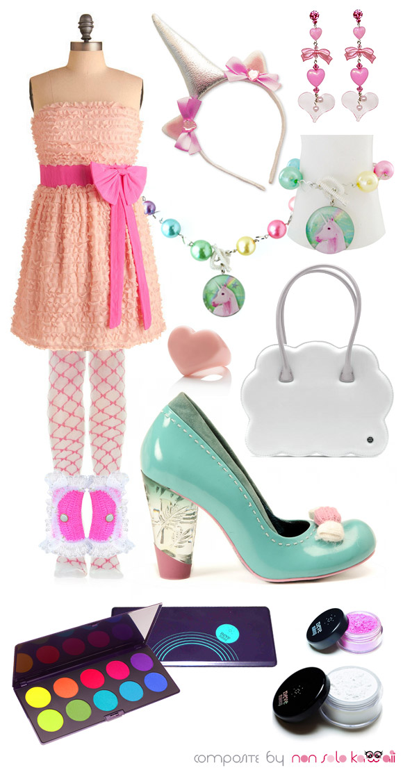 Get the Kawaii Look: My Little Pony, outfit by non solo kawaii
