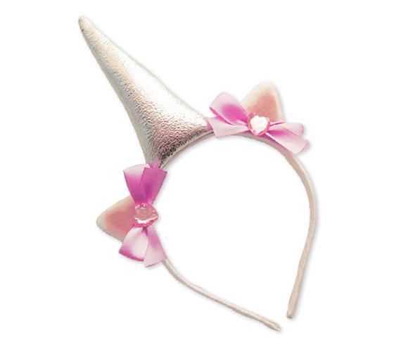 Em & Sprout - Deluxe Unicorn Headband, cerchietto unicorno kawaii