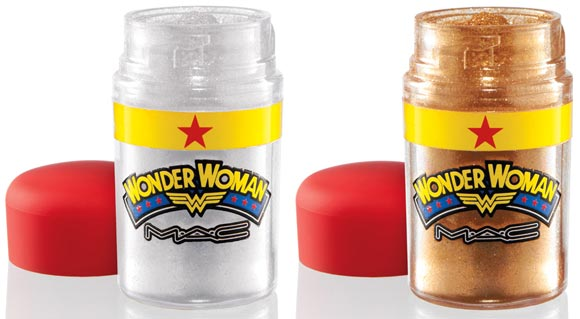 MAC Wonder Woman Reflects Glitter