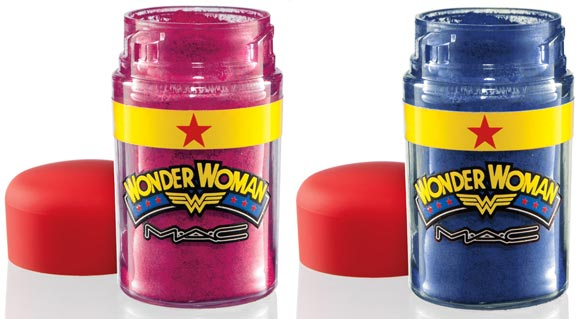 MAC Wonder Woman Pigment