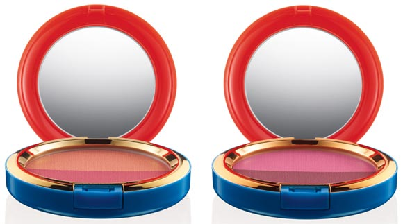 MAC Wonder Woman Blush Duo