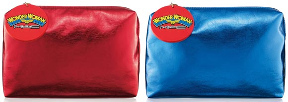 MAC Wonder Woman Makeup Bag