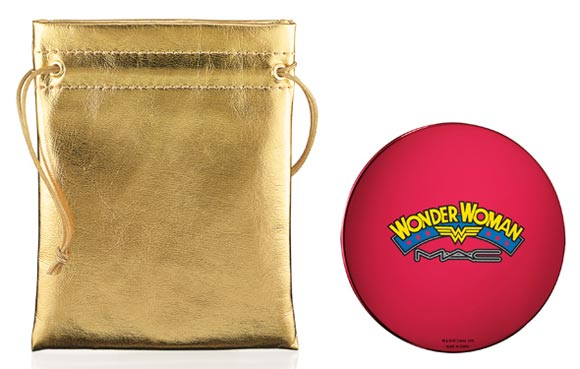 MAC Wonder Woman Invicible Mirror