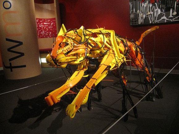 Sayaka Kajita Ganz, Ambush - Yellow Tiger - Tigre Gialla