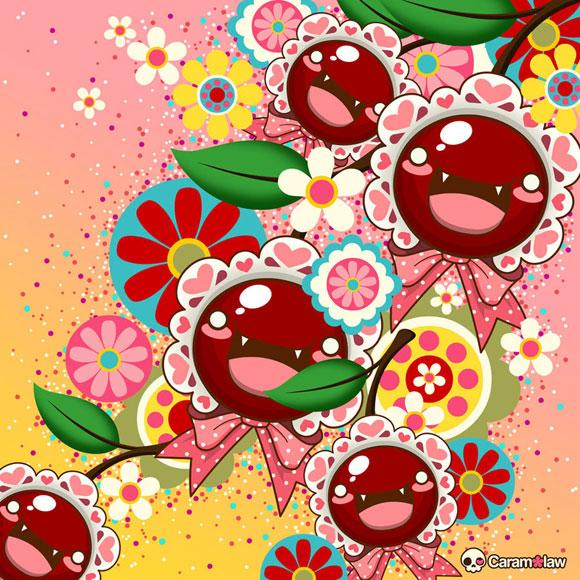 Sheena Aw - Caramelaw, Cherry Lolitas