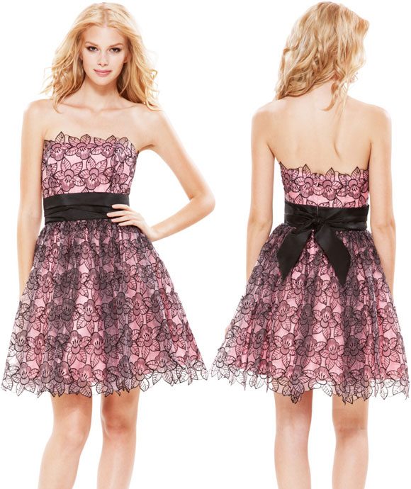 Betsey Johnson - Evening Bam Bam Full Dress