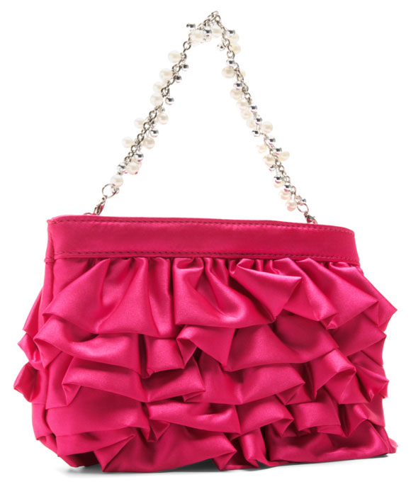 Betsey Johnson - Ruffle Chic Shoulder