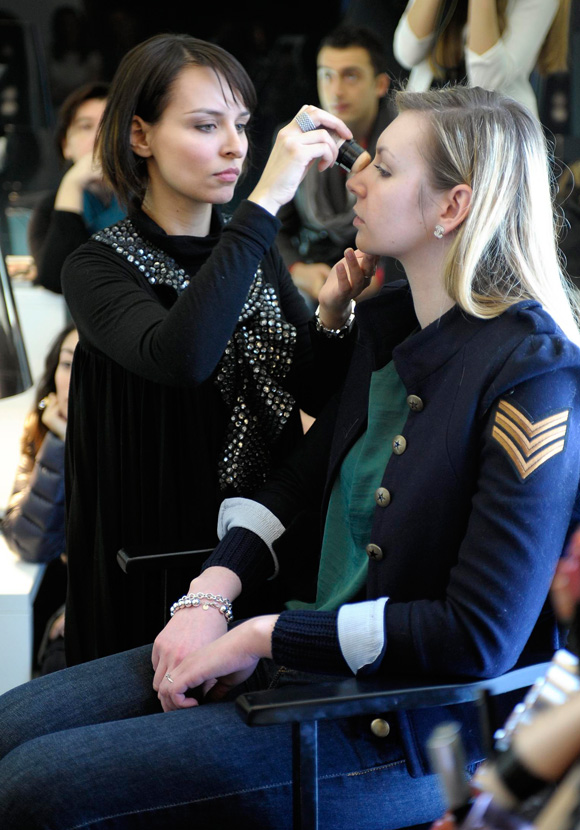 Givenchy Beauté, Mercedes Benz Fashion Club Event