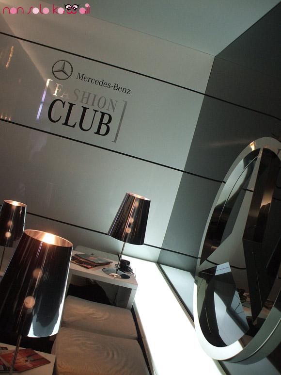 Givenchy, Mercedes Benz Fashion Club Event