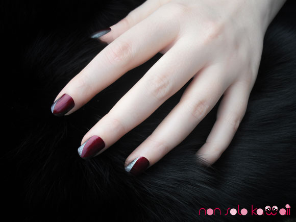 Dangerous Nails: Big Bad Wolf Lupo Cattivo nails and photography by non solo Kawaii