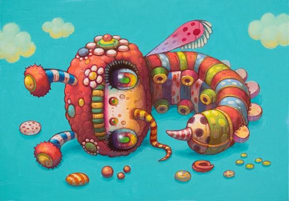 JYoko d'Holbachie - Ragdoll 3 - Cute and Colorful little Creature - Piccola creatura dolce e colorata