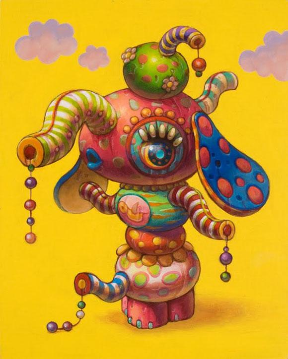 JYoko d'Holbachie - Ragdoll 1 - Cute and Colorful little Creature - Piccola creatura dolce e colorata