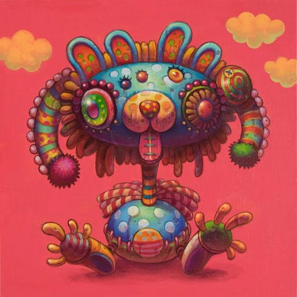 JYoko d'Holbachie - Ragdoll 2 - Cute and Colorful little Creature - Piccola creatura dolce e colorata