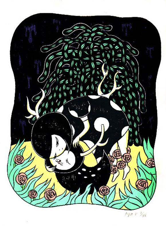 Aya Kakeda - Botanical Girl 2