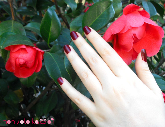 China Glaze Ravishing, Dahling swatch by non solo Kawaii, Visions of Grandeur collection