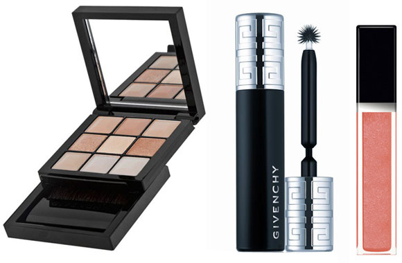 Givenchy - Le Prismissime Visage Mat & Glow, Gloss Interdit Impertinent Nude and Phenomen'Eyes