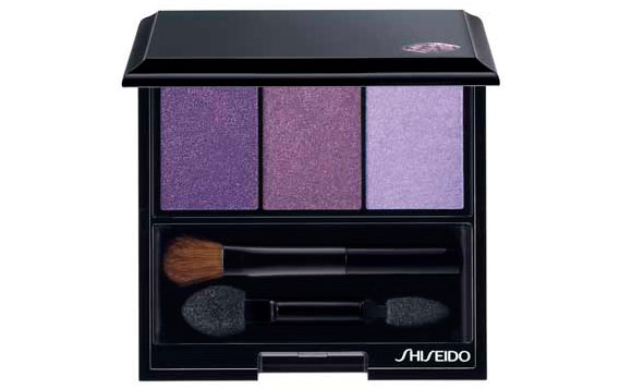 Shiseido - Luminizing Satin Eye Color Trio, Bouquet