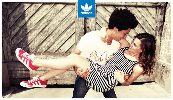 Adidas Originals: Are You My Honey?, Marvin e Caterina Felicetti