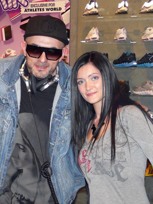 Adidas Originals: Are You My Honey Party, Dj Fish e Angela Chiappa