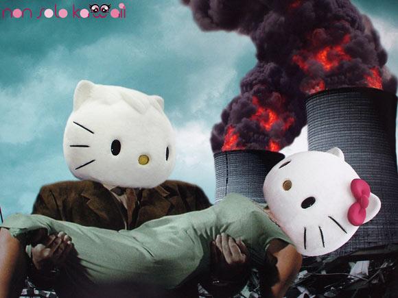 Max Papeschi, @Sanrio for Smiles, Dear Daniel saves Hello Kitty - Dear Daniel salva Hello Kitty