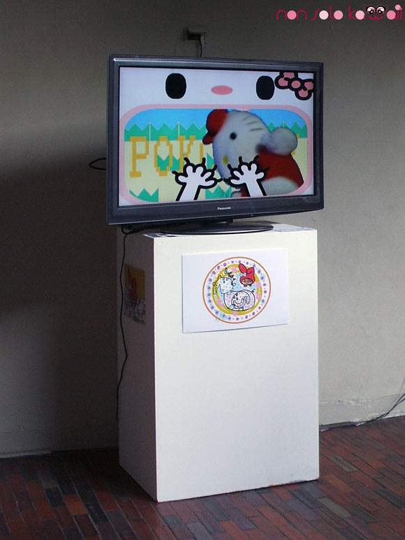 Pokopony, @Sanrio for Smiles, Digital joyful Hello Kitty - Hello Kitty digitale e felice