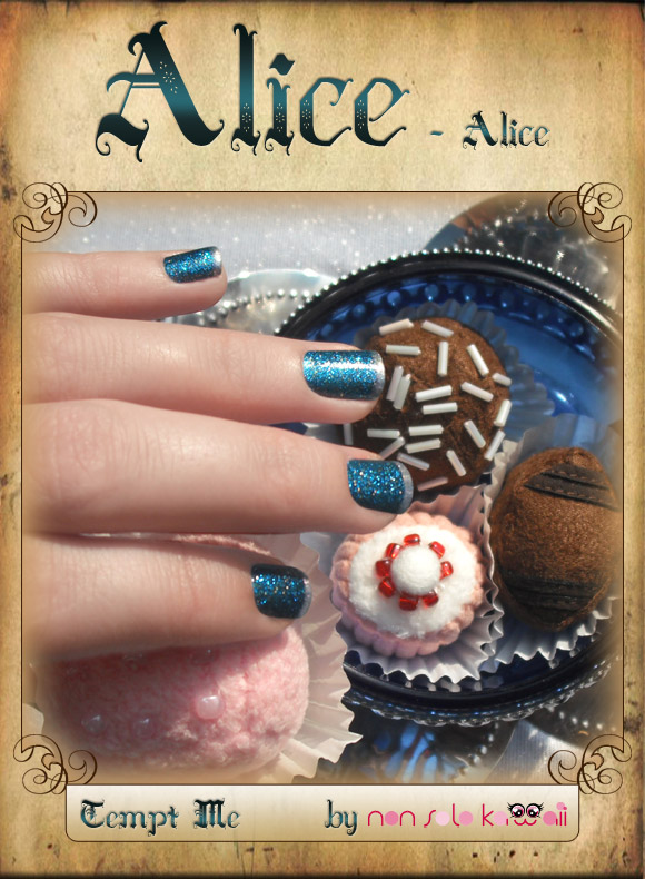 non solo Kawaii in Wonderland - Alice : Tempt Me
