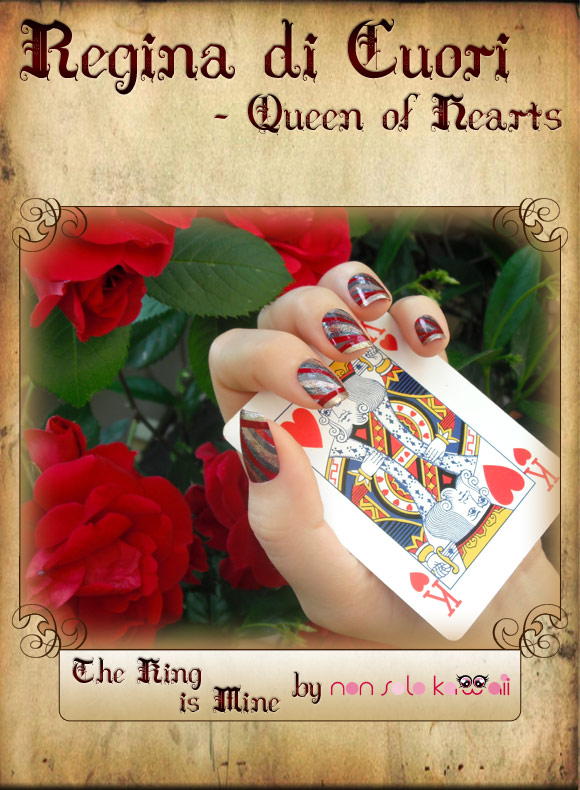 non solo Kawaii in Wonderland - Regina di Cuori / Queen of Hearts: The King is Mine