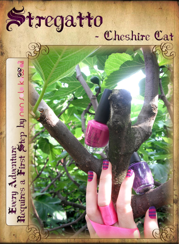 non solo Kawaii in Wonderland - Stregatto / Cheshire Cat: Every Adventure Requires a First Step