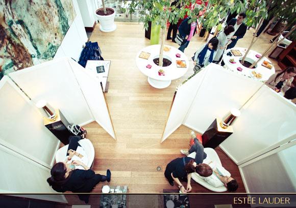 Estée Lauder daywear event for italian blogger
