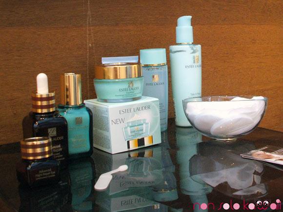 Estée Lauder event - skincare and daywear plus