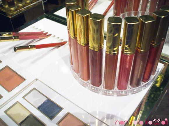 Estée Lauder event - makeup