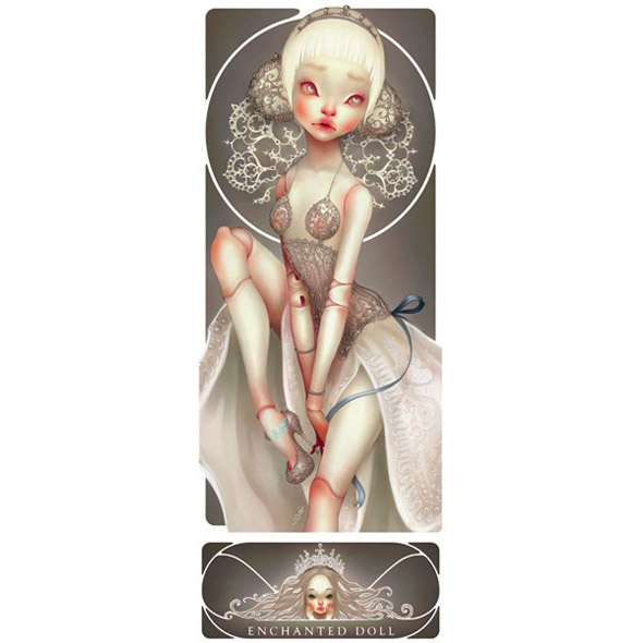 LostFish - Cinderella sensual doll for Enchanted Doll - bambola sensuale di Cenerentola per Enchanted Doll