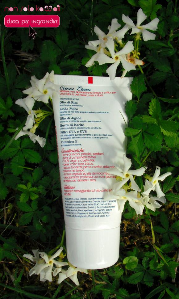 Neve Cosmetics, Skincare, Crema Eterea