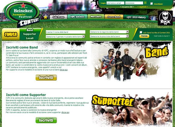 Heineken Jammin' Festival