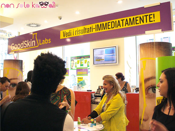 GoodSkin Labs - Exten-10 Event Douglas Milano