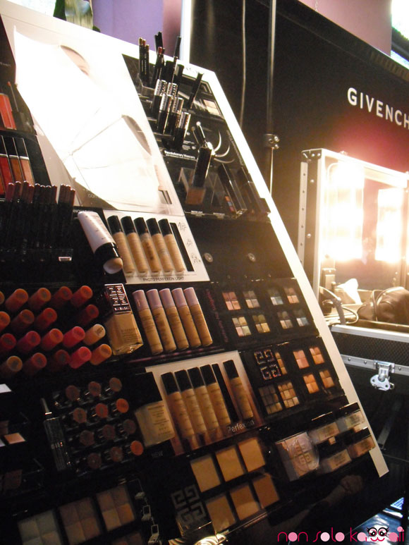 non solo Kawaii at Givenchy Make up Week Desirée Milano