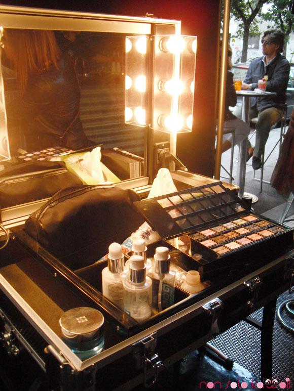 non solo Kawaii at Givenchy Make up Week Desirée Milano