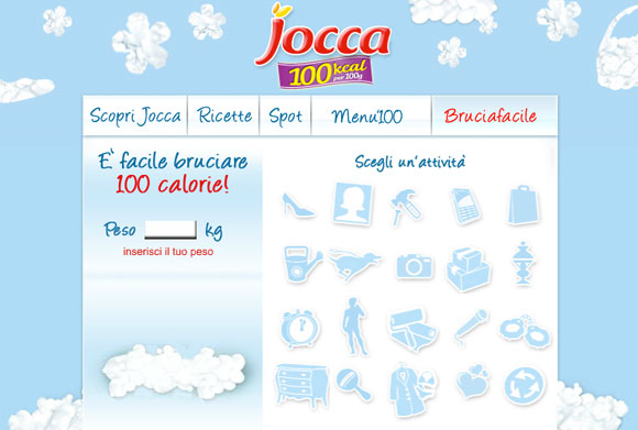 Jocca - Bruciafacile