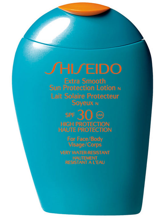 Shiseido - Extra Smooth Sun Protection Lotion SPF 30