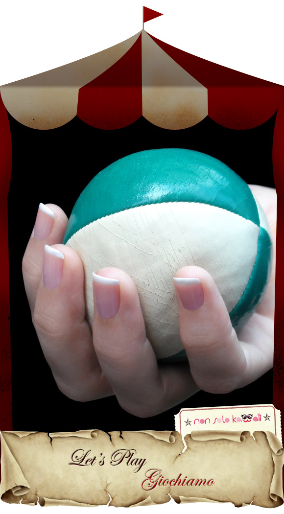 non solo Kawaii - Femme De Cirque, OPI, So Many Clowns...So Little Time - Let's Play - Giochiamo