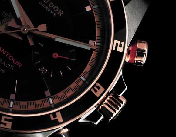 Tudor - Grantour Chrono Fly-Back, orologio oro rosa
