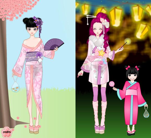 Rinmaru Games - Mega Yukata Creator