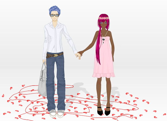 Rinmaru Games - Just Be Friends Couple Creator