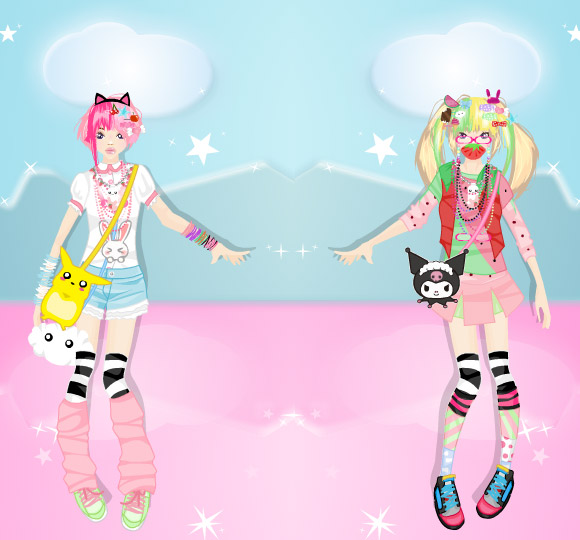 Rinmaru Games - Mega Decora Dress Up
